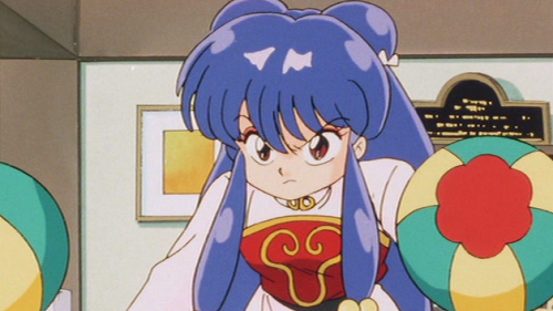 15 Sexy and Dangerous Femme Fatale Anime Characters - Ranma 1/2