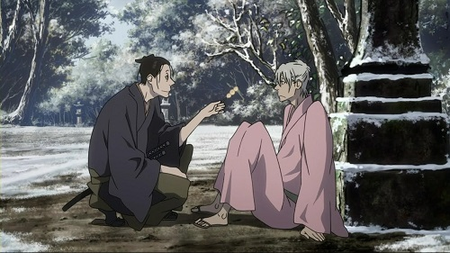 Saraiya Goyou Samurai Anime
