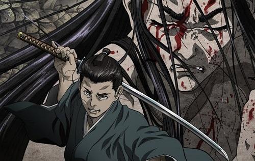 Shigurui Samurai Anime