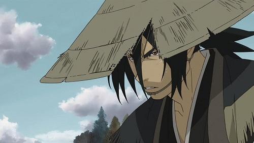 Stranger: Mukou Hadan Samurai Anime