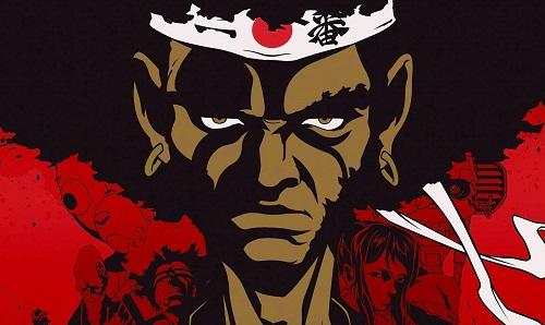 Afro Samurai Samurai Anime