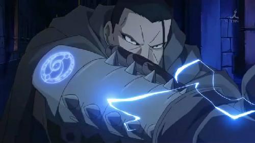 Isaac McDougal, Fullmetal Alchemist