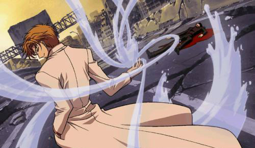 Yuto Kigai, X/1999, anime water