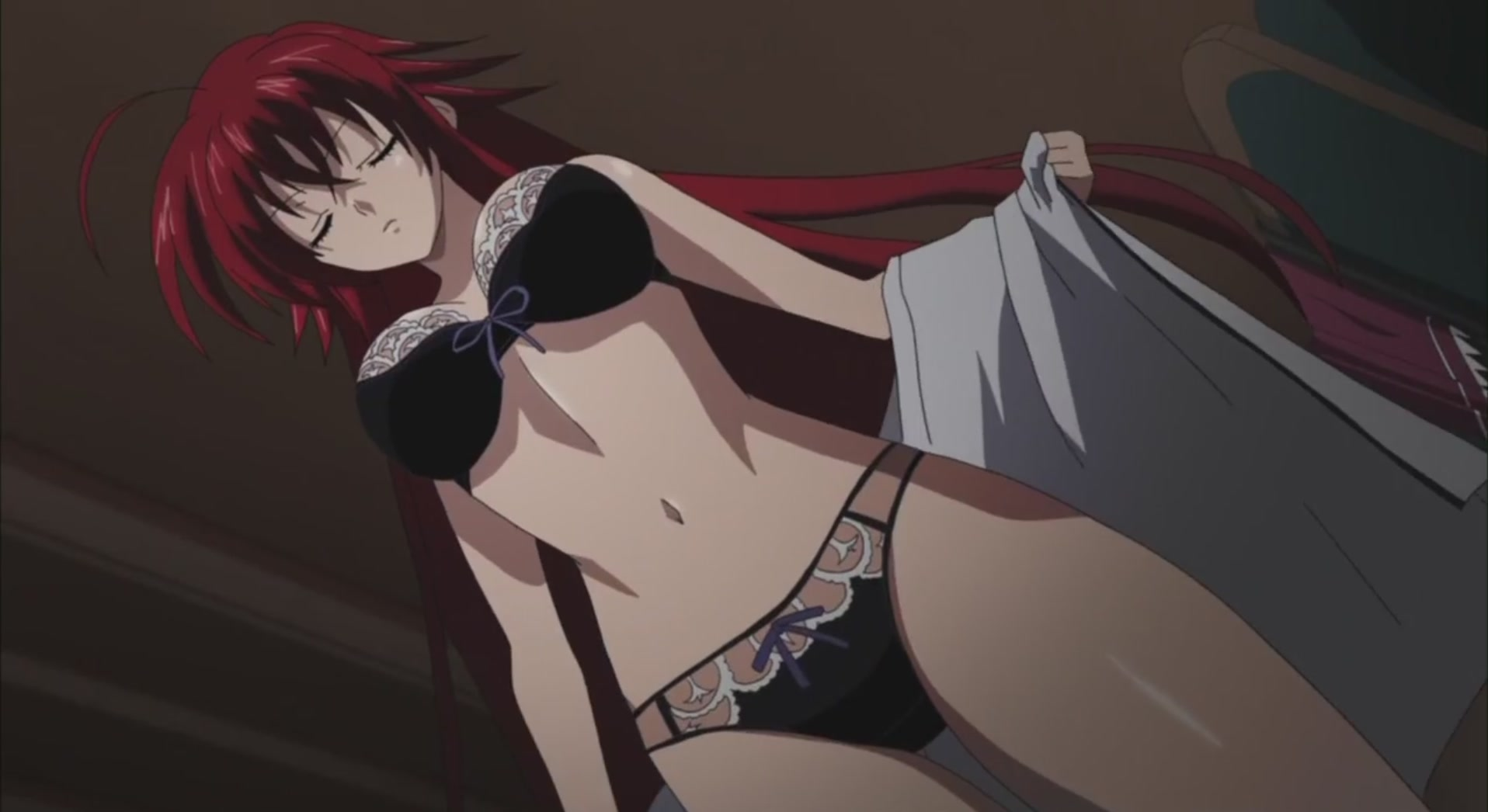 highschool dxd rias gremory
