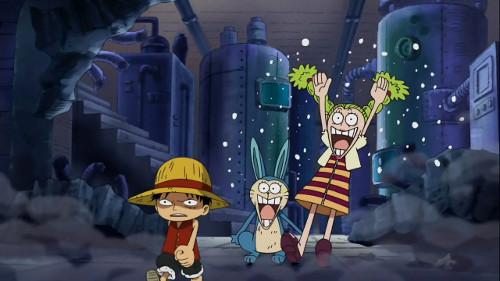 [One Piece] Luffy - Chibi Mode