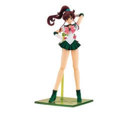 MegaHouse Sailor Moon Cutie Model Sailor Jupiter Figure Rinkya
