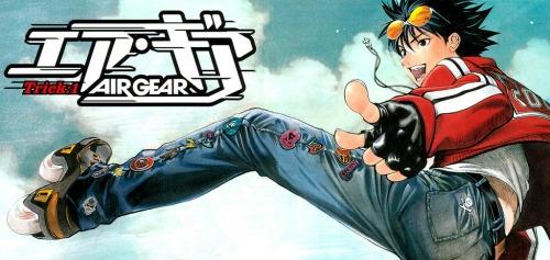 Racing Anime Air Gear