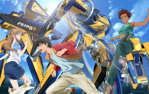 Racing Anime IGPX: Immortal Grand Prix