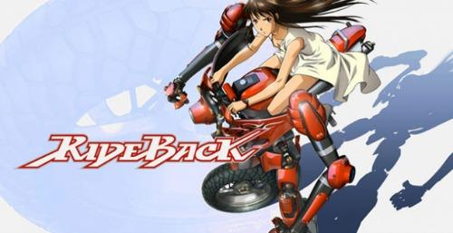 Racing Anime Rideback