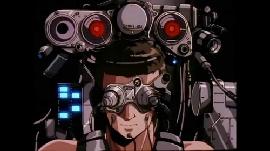 Cyberpunk Anime
