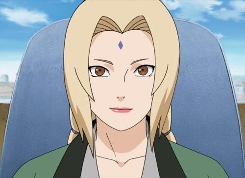 Anime Doctor, Tsunade, Naruto