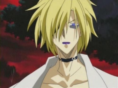 Anime Doctor, Johann Faust VIII, Shaman King