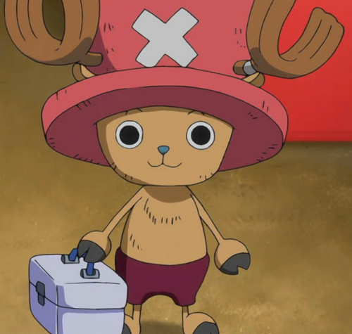 Anime Doctor, Chopper Tony Tony, One Piece