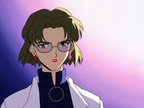 Anime Doctor, Ritsuko Akagi, Neon Genesis Evangelion
