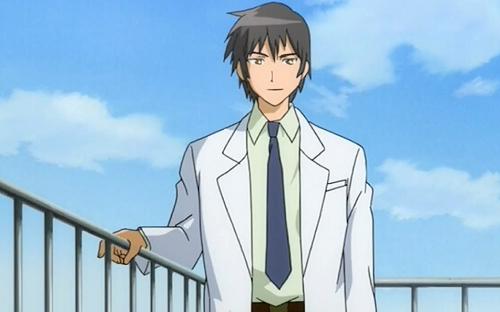 Anime Doctor, Goro Natsume, Hanbun no Tsuki ga Noboru Sora