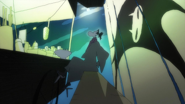 Tatami Galaxy Best Psychological Anime