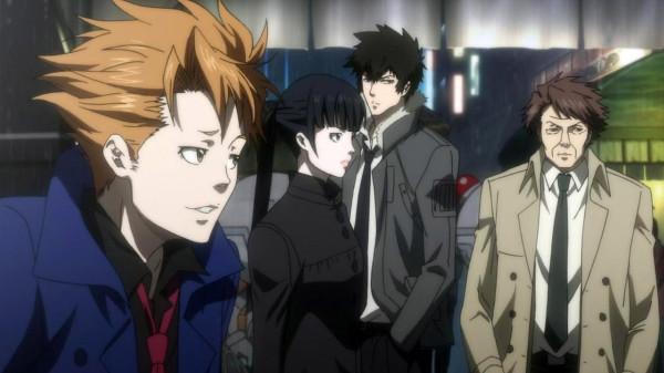 Psycho Pass Best Psychological Anime