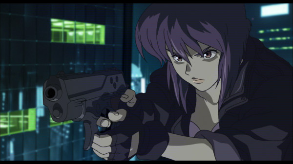 Ghost in the Shell Best Psychological Anime