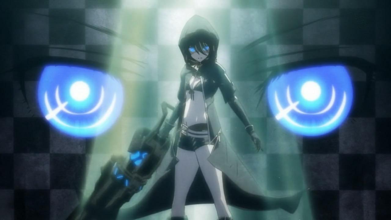 Vocaloid - Black★Rock Shooter