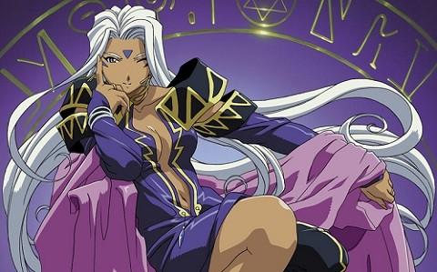 Urd Anime Goddess