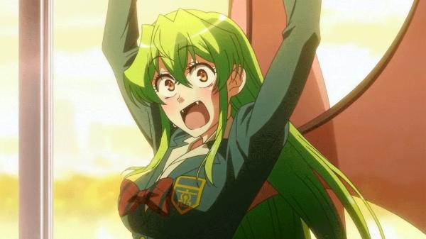Jitsu wa Watashi wa_Youko Shiragami Anime Demon Girl
