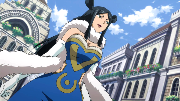 Fairy Tail_Minerva Orland Anime Demon Girl