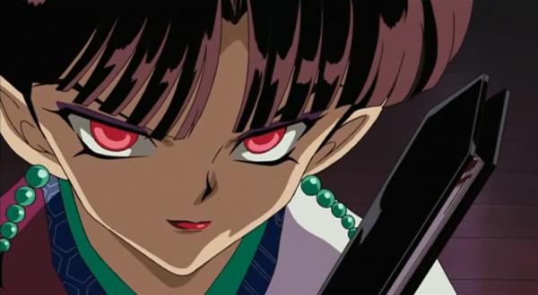 InuYasha_Kagura Anime Demon Girl