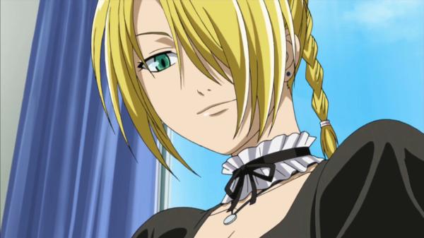 Beelzebub_Hildegard Anime Demon Girl