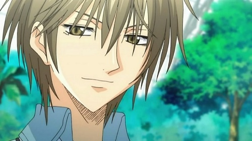 kei takishima special a cute brown haired anime guy boy man