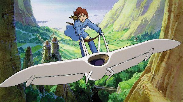 Kaze no Tani no Nausicaä (Nausicaä of the Valley of the Wind) Anime Princess