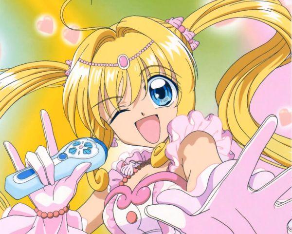 Mermaid Melody Pichi Pichi Pitch Lucia Nanami Anime Princess