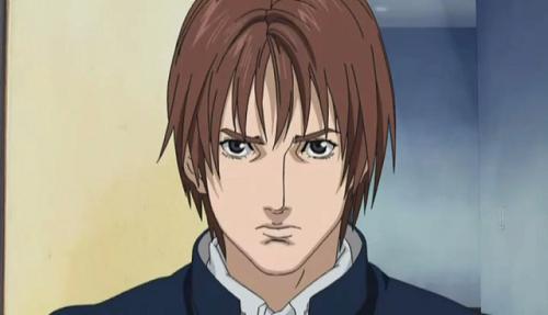 kei kurono gantz cute hot brown haired anime guy man boy