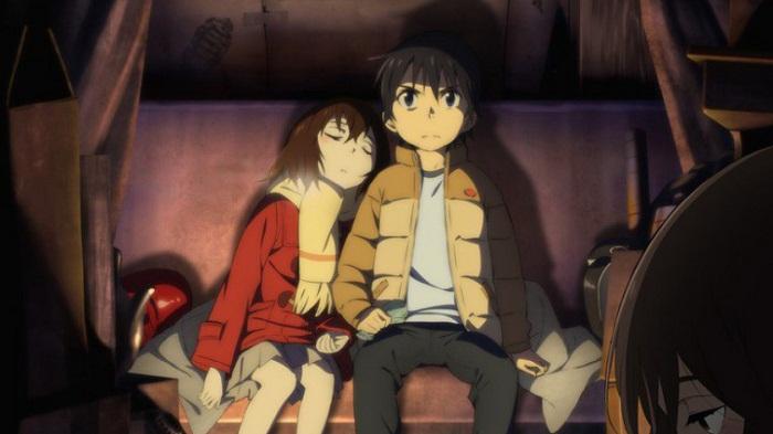 Top 15 Best Mystery Anime - Boku dake ga Inai Machi