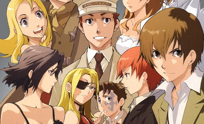 Top 15 Best Mystery Anime - Baccano!