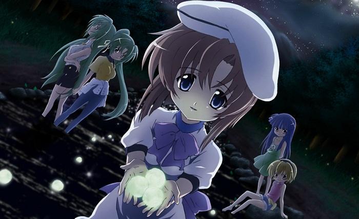 Top 15 Best Mystery Anime - Higurashi no Naku Koro ni