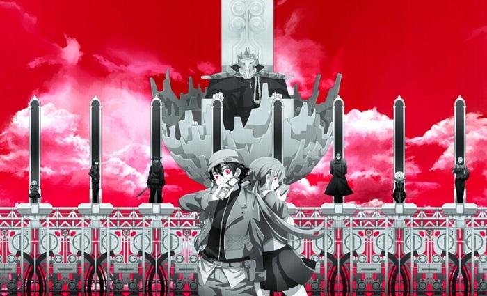 Top 15 Best Mystery Anime - Mirai Nikki