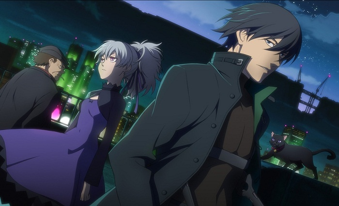Top 15 Best Mystery Anime - Darker than Black