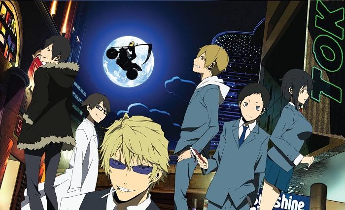 Top 15 Best Mystery Anime - Durarara!!