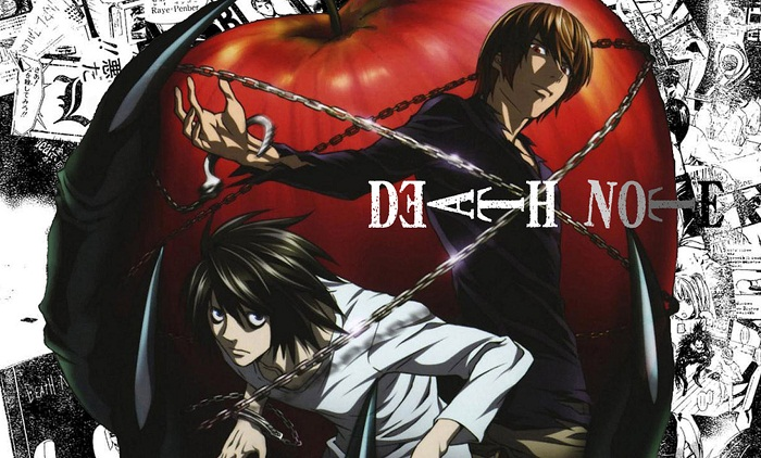 Top 15 Best Mystery Anime - Death Note