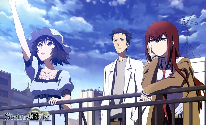 Top 15 Best Mystery Anime - Steins;Gate