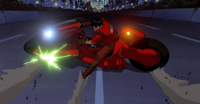 Motorbikes In Anime, Akira, Shoutarou Kaneda