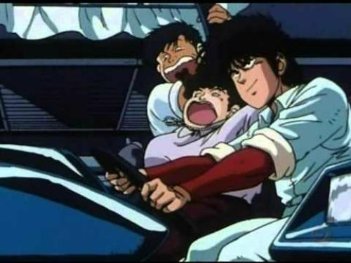 Racing Anime F