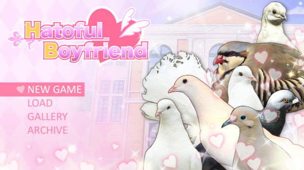 Hatoful Boyfriend anime bird