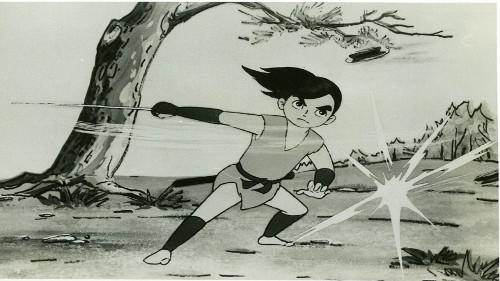 [Shounen Ninja Kaze no Fujimaru (Young Ninja Fujimaru of the Wind)] Fujimaru first anime
