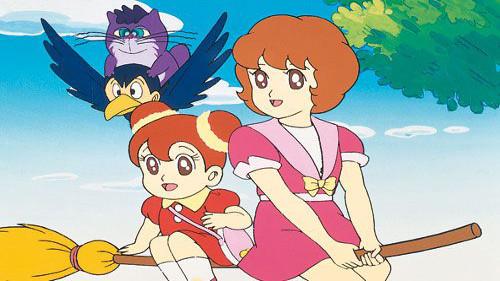 [Mahou Tsukai Sally Movie (Sally the Witch Movie)] Sally Yumeno, Akkiko first anime