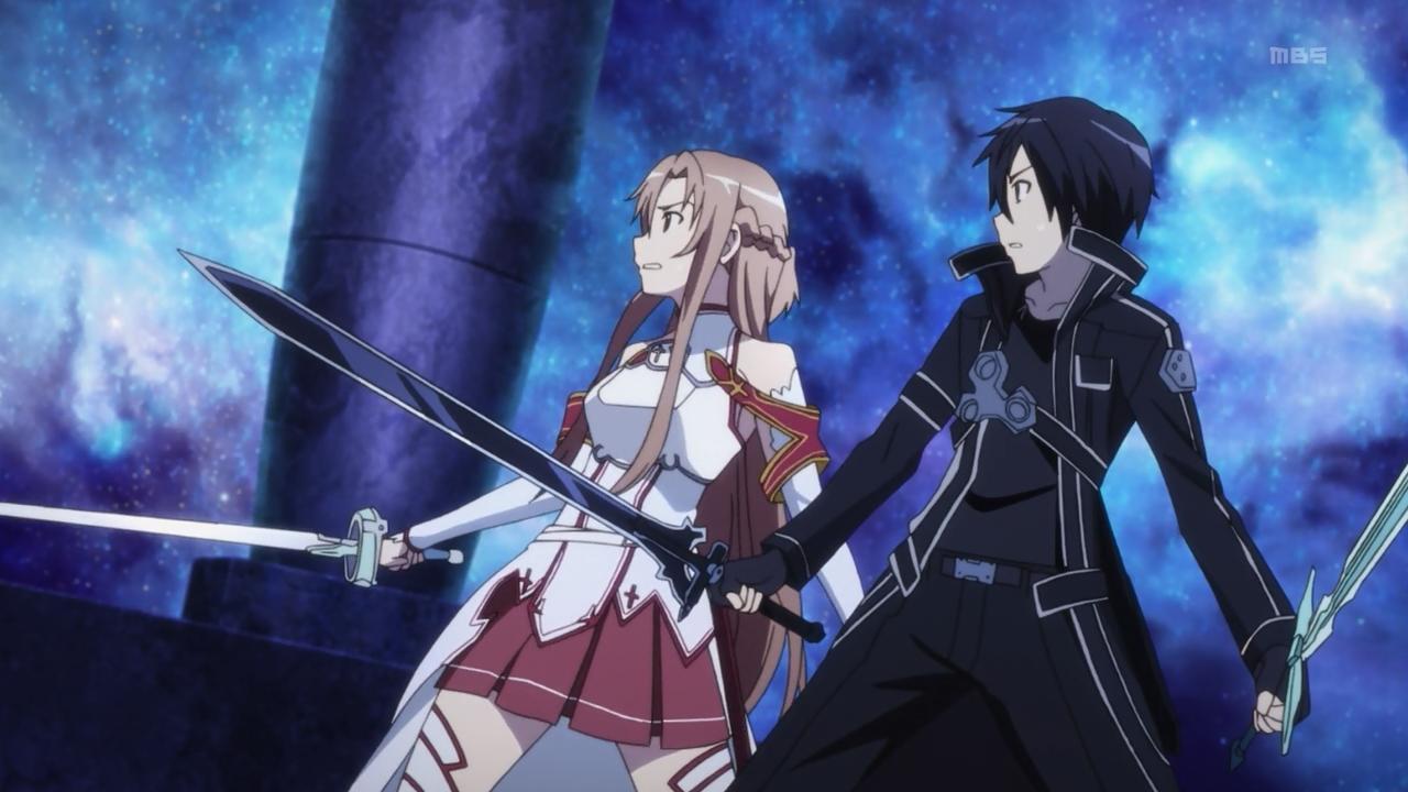 sword art online best survival anime