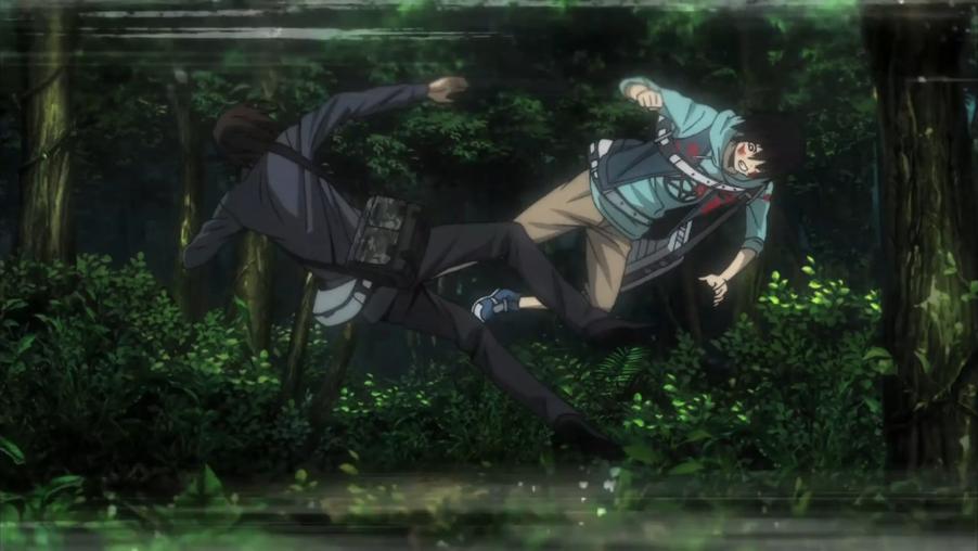 Btoom! best survival anime