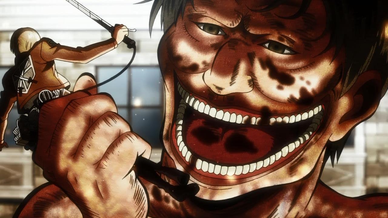 Shingeki no Kyojin best survival anime