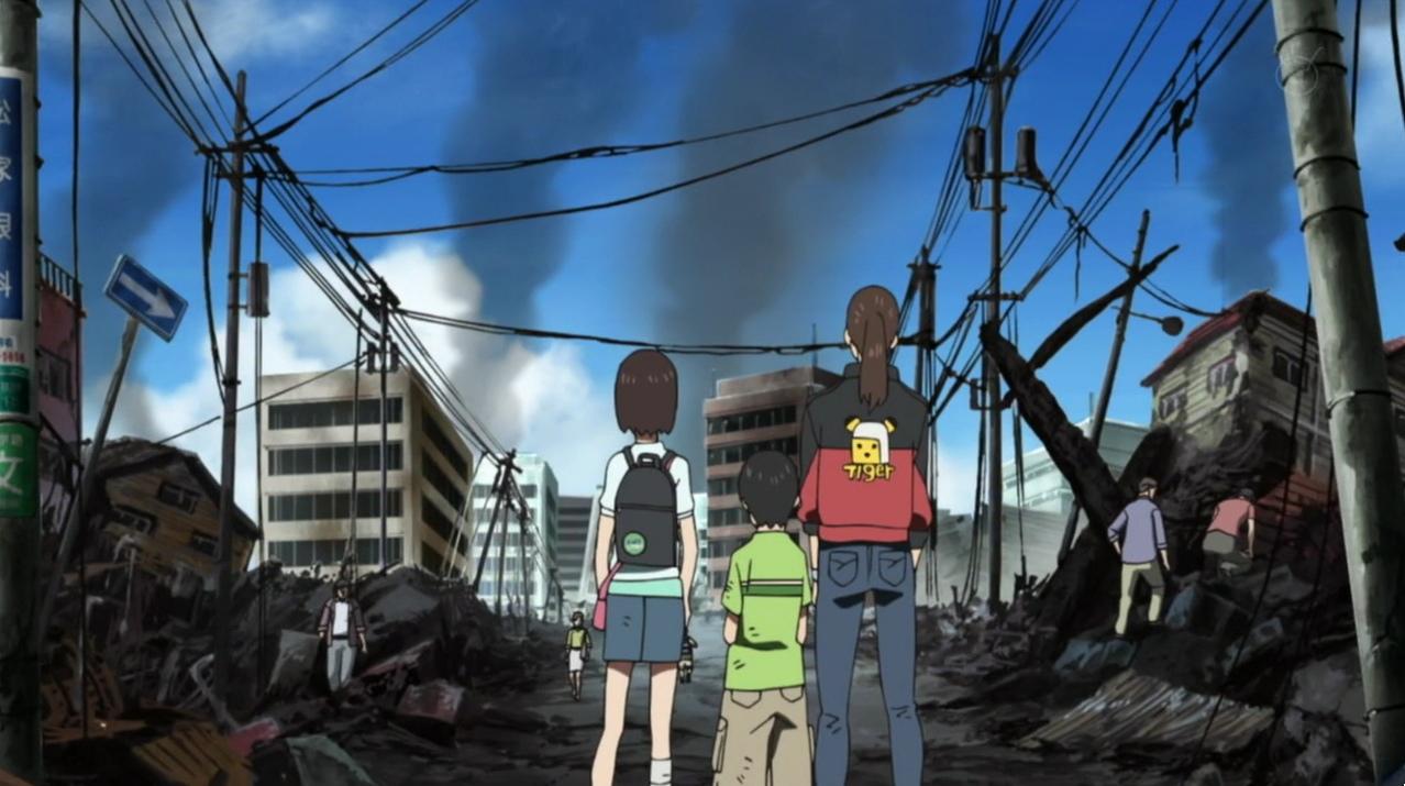 Tokyo Magnitude 8.0 best survival anime