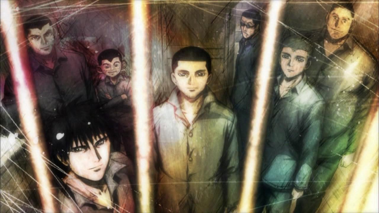 Rainbow best survival anime